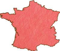 フランス全土