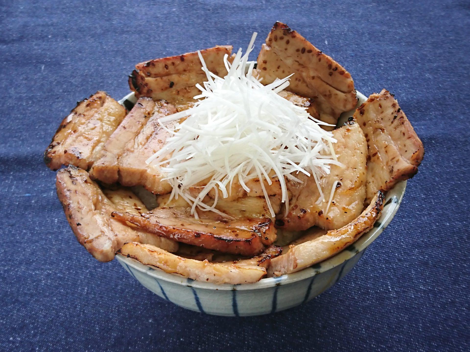 帯広豚丼【日本】