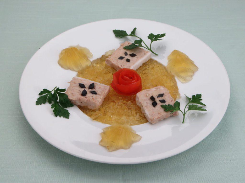 Riellette de porc(豚肉のリエット)